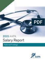 PA National Salary