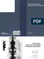 Structural Analysis and Design of Process Equipment (T.L)