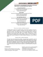 9. Análise Dimensional de Pessoas Com Diferentes Biotipos Definindo Parâmetros Para a Antropometria de Obesos.