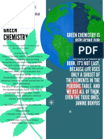 green chemistry by ashera siromanie