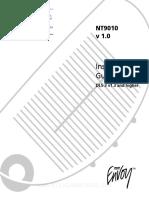 NT9010 - Manual Instalare.pdf