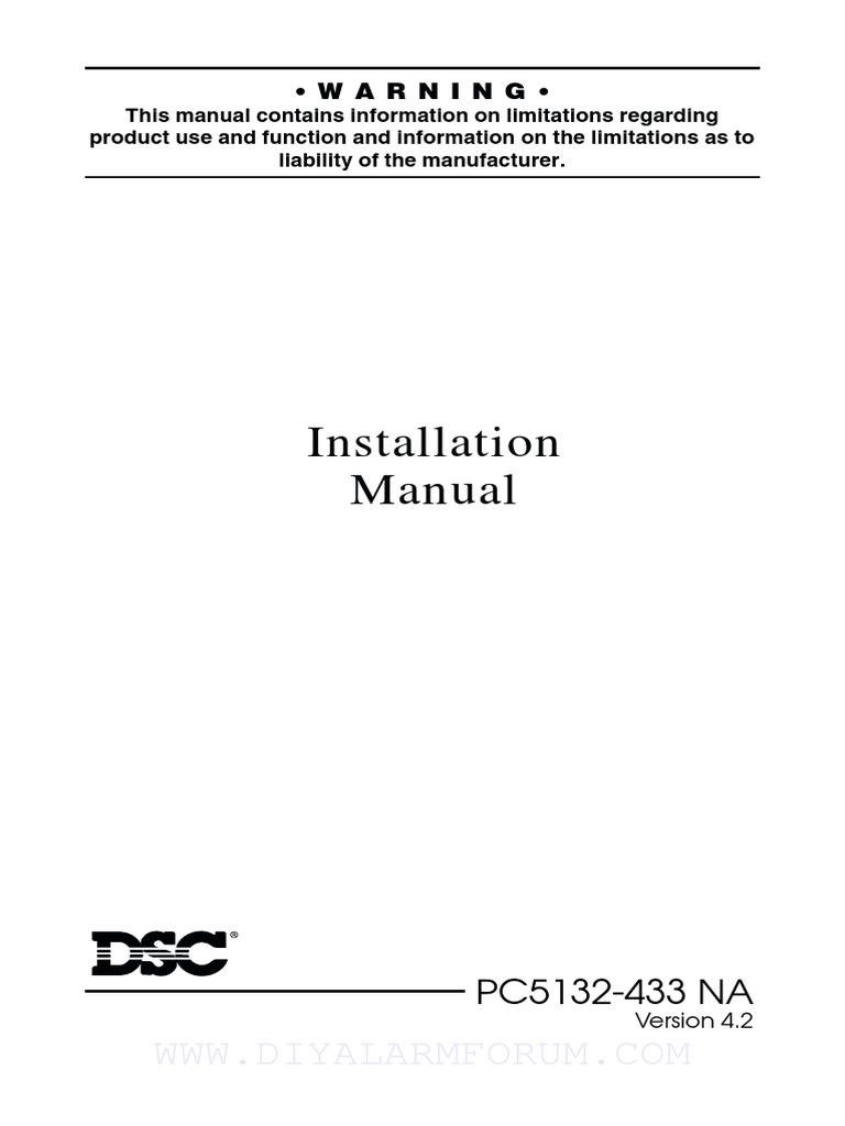 pc5010 kontrolpanel tilslutning