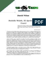 Viñas, David - Rodolfo Walsh, El Ajedrez Y La Guerra