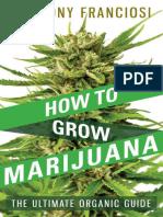 How to Grow Marijuana