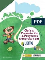 Guia Presentacion de Proyectos