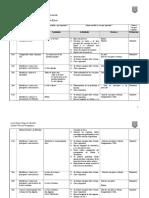 Planificación de Ética 2011