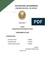 HERRAMIENTA CASE START UML