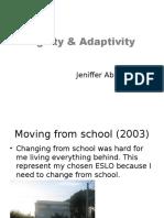 agility   adaptivity