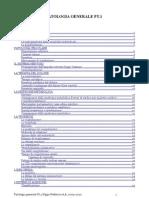 1.PATOLOGIA GENERALE PT.1