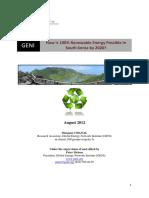 100 Percent Renewable for South Korea