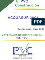TUBERIAS PVC PARA LA CONSTRUCCION