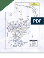 Peta kabupaten Lotim 2011