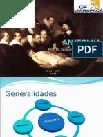 Anatomi a Generalidades