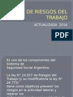 LEY DE RIESGOS DEL TRABAJO  2016.pptx