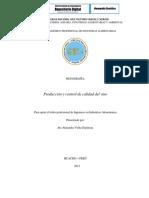 MONOGRAFIA-Producción y Control de Calidad Del Vino