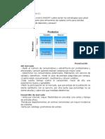 Resolucion Caso Ansoff, BCG, Variables de segmentación