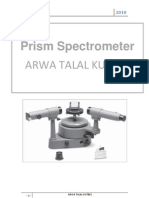 3-The Prism Spectrometer Autosaved