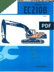 Manual Taller Excavadora Hidraulica Ec210b Volvo 02