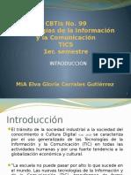 Tics Introducción 2014