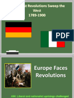 german and italian unification student