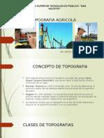 Topografia Agricola