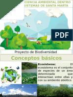 Ecosistemas de la ciudad de Santa Marta