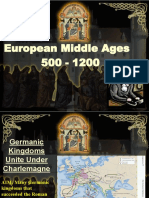 middle ages - student