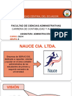 Nauce CIA. Ltda.