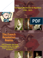 french revolution - student  2  test notes
