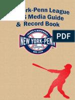 2016 Media Guide