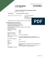 Clorfeniramina Maleato
