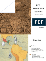 Maya, Aztec, Inca civilizations and their architecture
