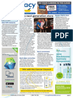 Pharmacy Daily for Wed 01 Jun 2016 - API next generation store, Baxter chemo deal, New NPS resource, Health AMPERSAND Beauty and much more