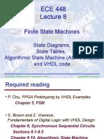 FSM ASM Diagramas