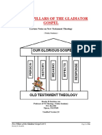 Five Pillars of the Gladiator Gospel, Form #17.004