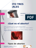 Aborto Tres Causales