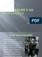 "Vasconcelos ""La Raza cósmica"""