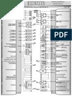 Esquema Elétrico Multec HSFI 2.3