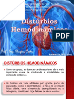 Aula 10 - Disturbios Hemodinamicos