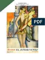 Vallette Eymery Marguerite - El Senor Venus