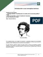 Lectura 1 - El Pensamiento Marxista
