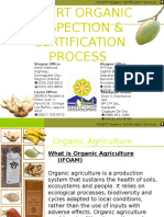 Nicert Organic The Process of Organic Certification Certification Procedures