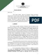 08 Recurso Amparo Internacion Hospital Psiquiatrico Agt Caba