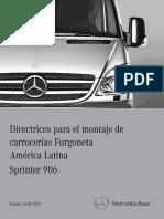 ARL Sprinter Latinoamerica 20120516 Es