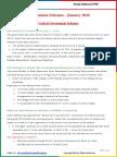 Government Schemes 2016(Jan-Apr)