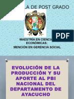 Expos. Economía y Poblacion