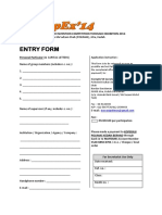 Icompex Entry Form
