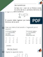 Ejercicios Sobre Programación