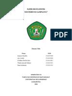 Paper Distribusi Sample