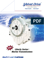 Velvet Drive Liberty 5000 Series Brochure